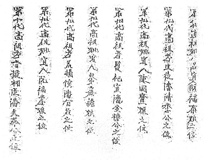 30 - Miền tháp cổ - Tác giả Vũ Hùng - Kỳ 10 - Phan tộc phổ chí Đà Sơn - Đà Ly nhị xã