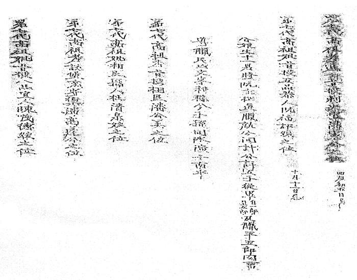 32 - Miền tháp cổ - Tác giả Vũ Hùng - Kỳ 10 - Phan tộc phổ chí Đà Sơn - Đà Ly nhị xã