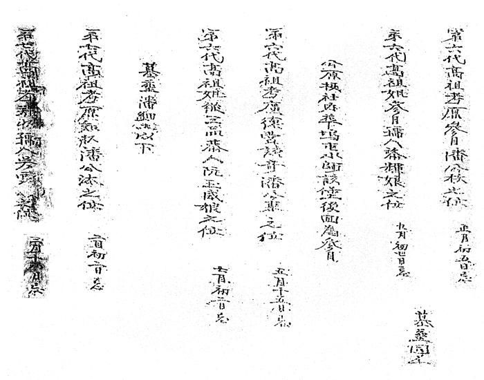 33 - Miền tháp cổ - Tác giả Vũ Hùng - Kỳ 10 - Phan tộc phổ chí Đà Sơn - Đà Ly nhị xã