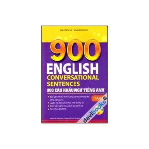 900 English coversatons Sentences (Tập 2)