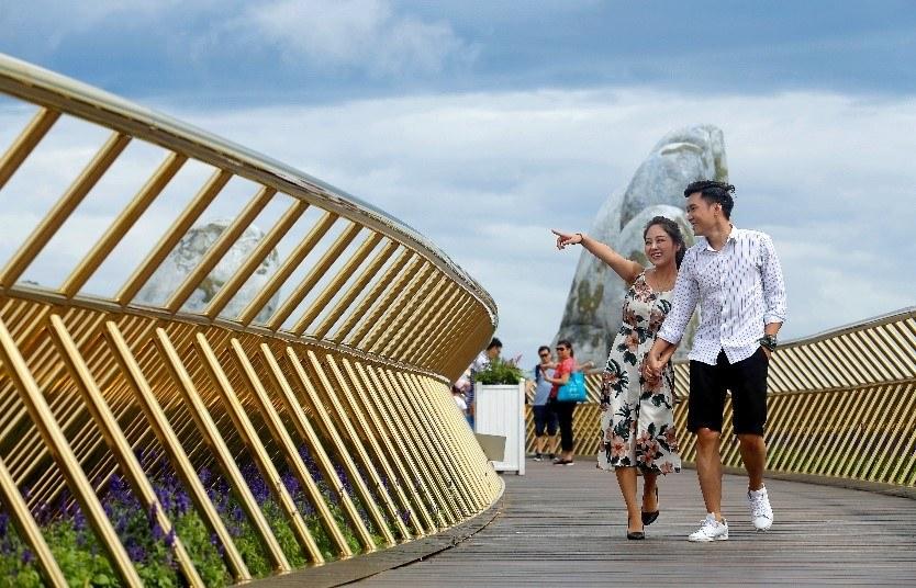 Cầu Vàng - Mercure Danang French Village Bana Hills