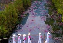 Ảnh chùa Hương đạt giải nhất cuộc thi quốc tế