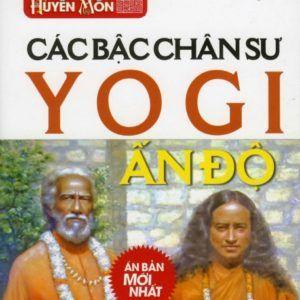 Các Bậc Chân Sư Yogi Ấn Độ