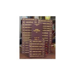 Đại Tạng Kinh (Trọn bộ 37 cuốn)