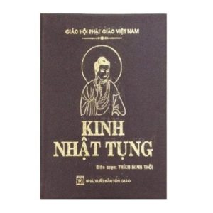 Kinh Nhật Tụng (Bìa da)
