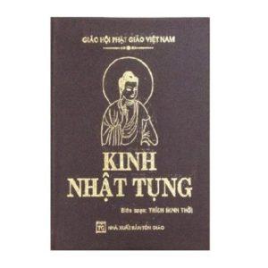 Kinh Nhật Tụng (Bìa mềm)
