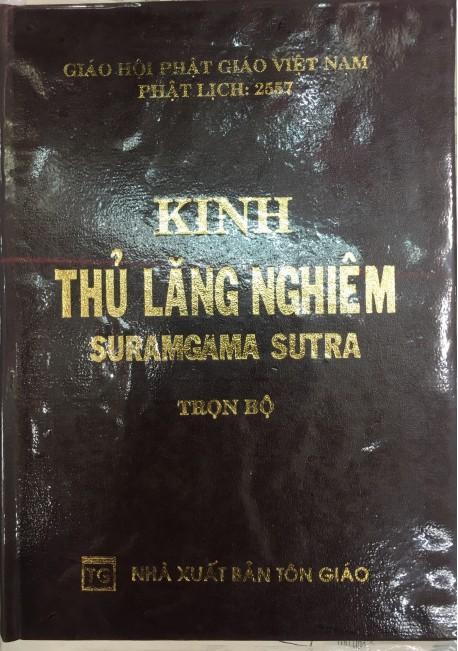 Kinh Thủ Lăng Nghiêm (Trọn bộ)