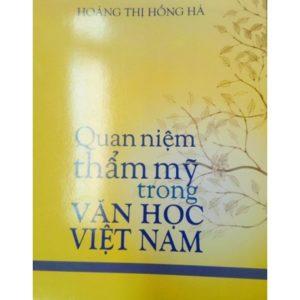 Quan Niệm Thẩm Mỹ Trong Văn Học Việt Nam