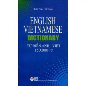 Từ Điển Anh Việt 150.000 Từ