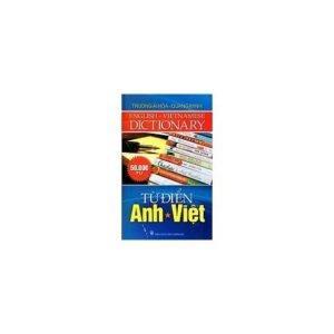 Từ Điển Anh Việt 50.000 Từ