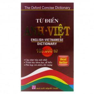 Từ Điển Anh-Việt English-Vietnamese Dictionary 165.000 từ