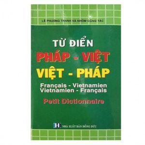 Từ Điển Pháp Việt - Việt Pháp