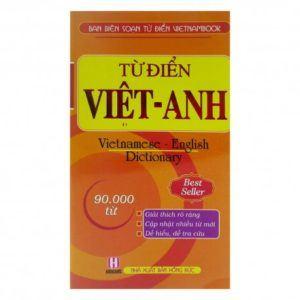 Từ Điển Việt Anh 90.000 Từ