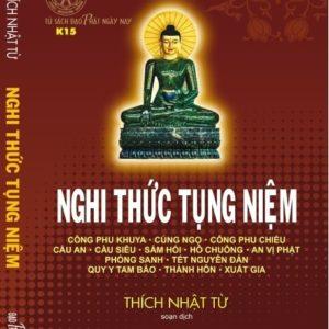 Tủ Sách Đạo Phật Ngày Nay - Nghi Thức Tụng Niệm