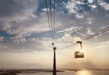 Hải Phòng đưa cáp treo 3 dây hiện đại do Sun Group đầu tư vào khai thác