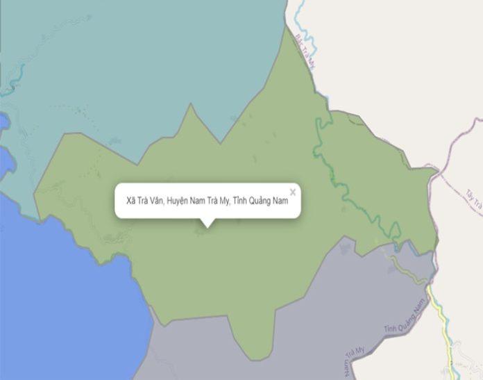 Giới thiệu khái quát Xã Trà Vân, huyện Nam Trà My, tỉnh Quảng Nam