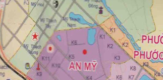 Giới thiệu khái quát phường An Mỹ