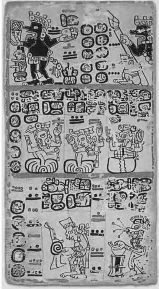 rước khi có những trận bóng như ngày nay, người Maya cổ đại cũng đã từng tổ chức các trận bóng đá có tên gọi Pok A Tok.