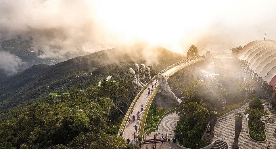Cầu Vàng - Mercure Danang French Village Ba Na Hills