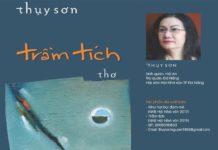 Nhà thơ Thụy Sơn - Hội viên Hội Nhà văn Đà Nẵng