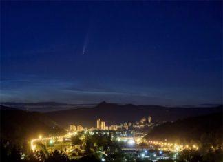 Cơ hội chiêm ngưỡng sao chổi cực hiếm 7.000 năm mới xuất hiện trở lại