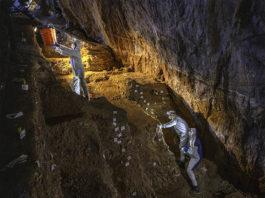 Phát hiện dấu vết lâu đời nhất của con người ở châu Mỹ - Tư Liệu