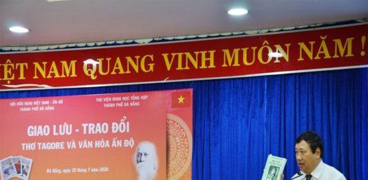 Cuộc đời và sáng tạo thơ ca của R. Tagore - Tiến sĩ Huỳnh Văn Hoa