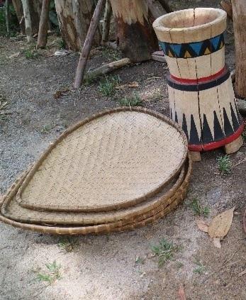 Dụng cụ dùng trong nghề đan đát