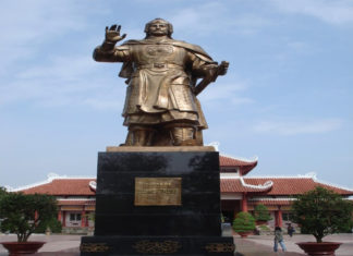 """Vua Quang Trung - """"giả vương"""" liệu có """"nhập cận""""? - Nhà nghiên cứu Võ Văn Thắng"""
