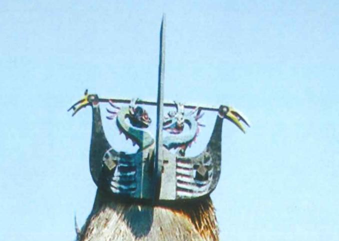 Chim tr'iing, rồng (Ảnh: St)