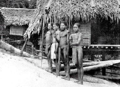 Các chiến binh của làng