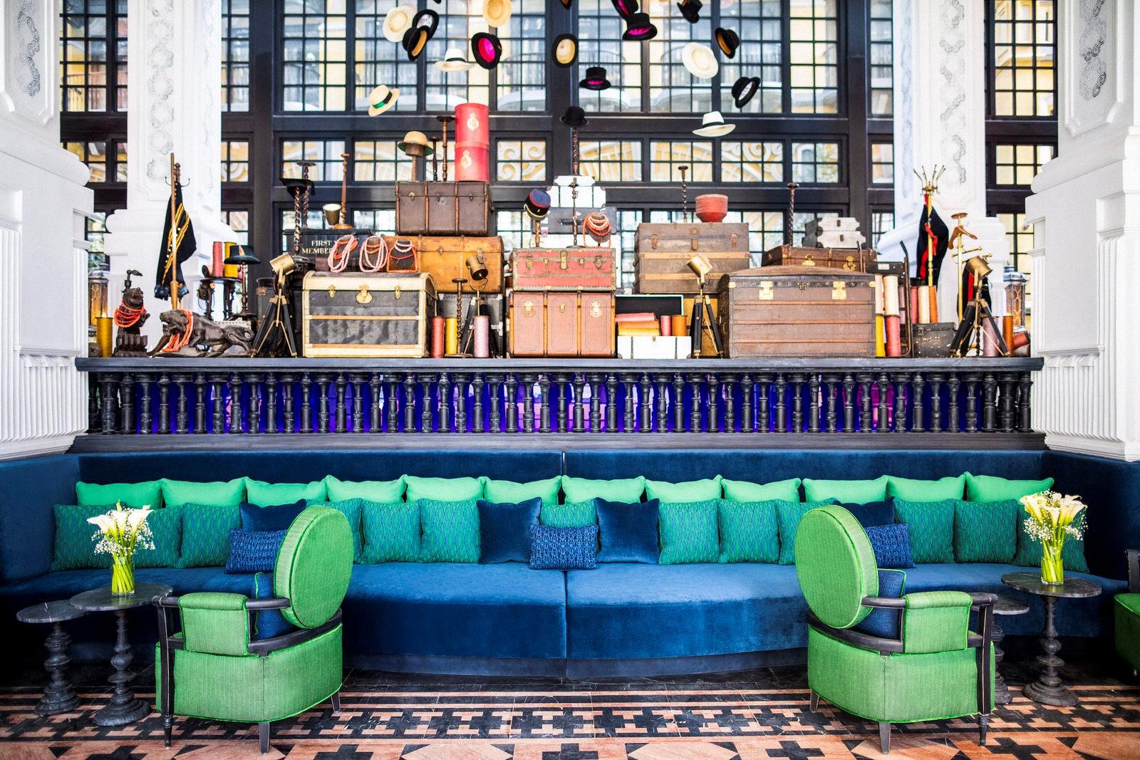 Được thiết kế bởi top 5 kiến trúc sư lừng danh thế giới Bill Bensley và vận hành bởi tập đoàn Accor danh tiếng, Hotel De la Coupole, MGallery