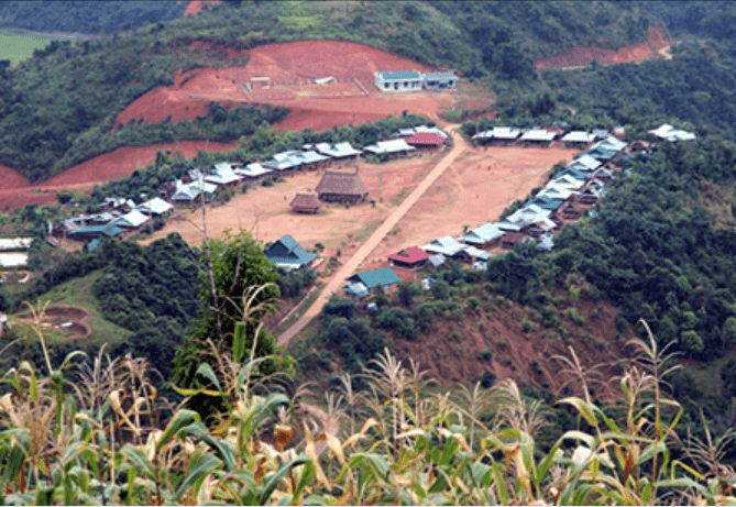 Cấu trúc làng Cơ Tu (St)