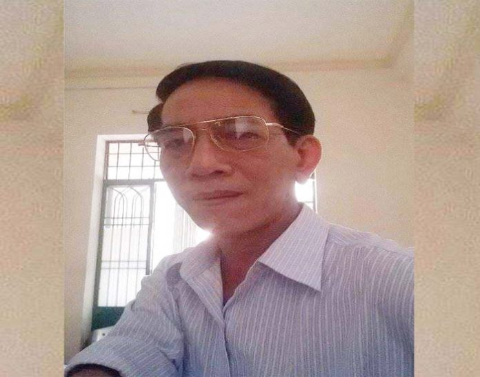 Nhà thơ Trần Văn Thọ