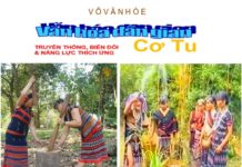Văn hóa dân gian Cơ Tu - Nhà nghiên cứu Võ Văn Hòe - Phần 14