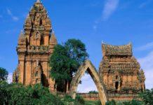 Chiêm ngưỡng vẻ đẹp của tháp Chăm cổ Hòa Lai