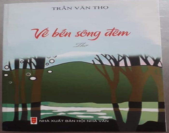 """Tập thơ """"Về Bến Sông Đêm"""" – NXB Hội Nhà văn"""