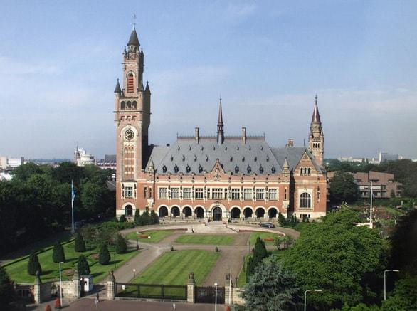 Tòa án Trọng tài thường trực quốc tế có trụ sở tại The Hague, Hà Lan - Ảnh tư liệu