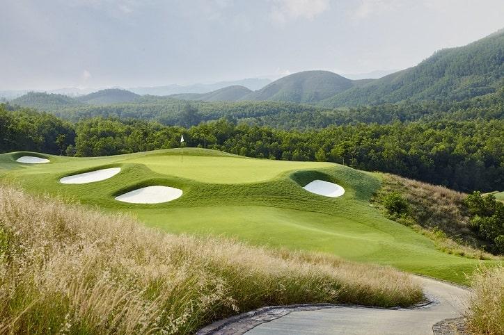 Ba Na Hills Golf Club - Được thiết kế bởi cựu golf thủ số 1 thế giới