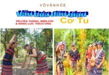 Văn hóa dân gian Cơ Tu - Nhà nghiên cứu Võ Văn Hòe - Phần 13