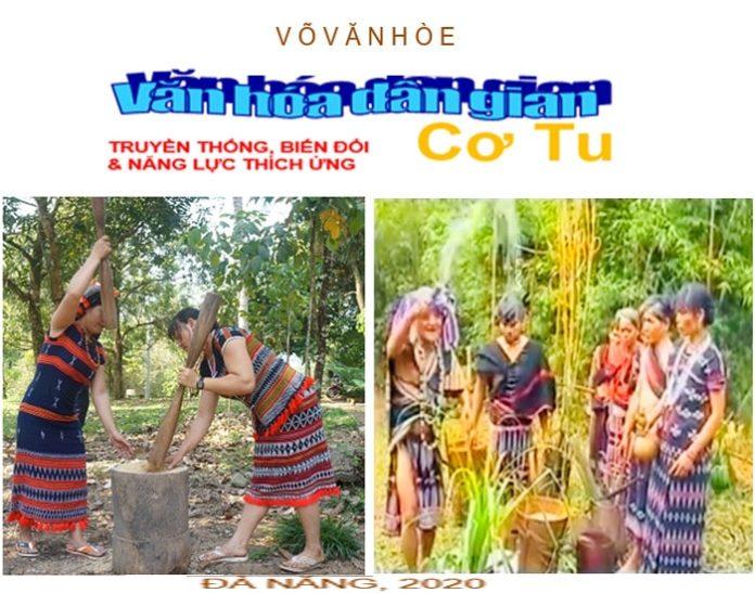 Văn hóa dân gian Cơ Tu - Nhà nghiên cứu Võ Văn Hòe - Phần 9
