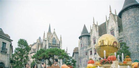 Sun World Ba Na Hills bật mí về một đêm tiệc Halloween đặc biệt nhất từ trước đến nay