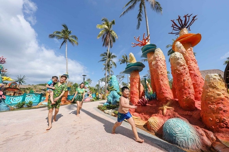 Aquatopia Water Park - Công viên chủ đề hàng đầu Việt Nam và Công viên chủ đề hàng đầu châu Á 2020