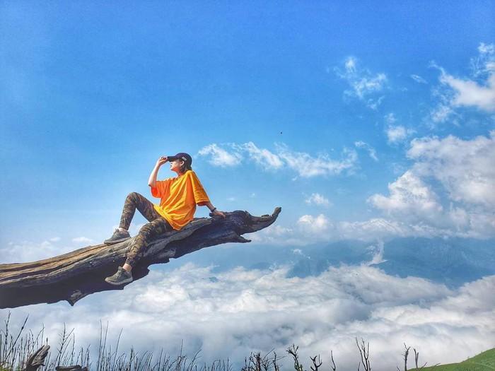 Từ lâu, Y Tý là điểm săn mây hút giới trẻ check-in. Ảnh: Linhthocam.travel, Mailinh29, Nhungk0i, Tieu_yen_yen 2