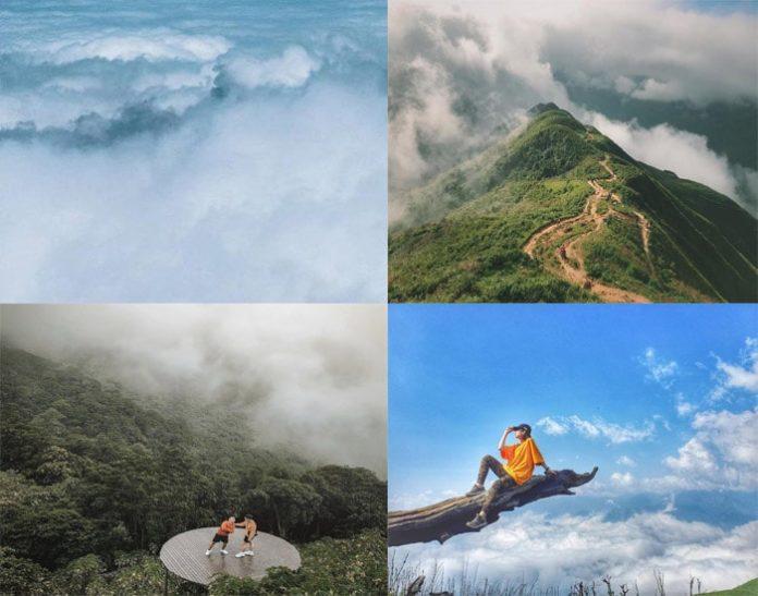 Các điểm ngắm mây đẹp ở Sa Pa, Tam Đảo - vansudia.net giới thiệu