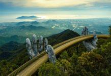 """Cầu Vàng –""""Đại sứ"""" đưa du lịch Việt Nam ra thế giới"""