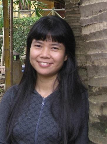 Nhà văn Kiều Bích Hậu - Hội viên Hội nhà văn Việt Nam