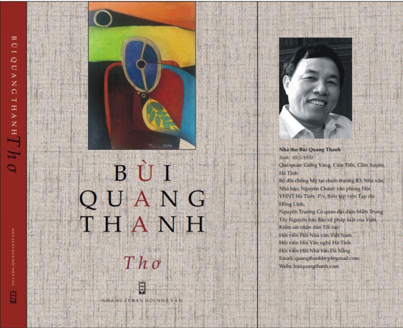 Tiểu sử văn học của Nhà thơ Bùi Quang Thanh