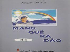 Mang quê ra đảo của Nhà thơ Nguyễn Thị Mai - Nguyễn Thị Mai - Trưởng Ban văn Nữ - Hội Nhà văn Việt Nam