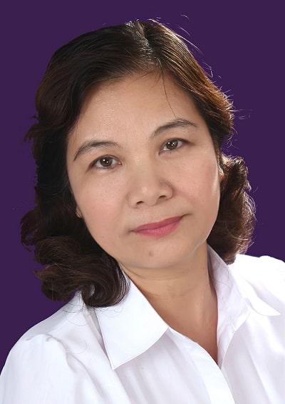 Nhà thơ Nguyễn Thị Mai - Hội viên Hội Nhà văn Việt Nam